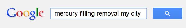 Google-mercury-filling-removal