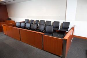 Modern Jury Box