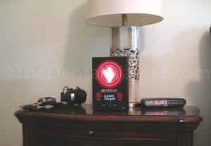LaserLyte Laser Target dry fire system review.